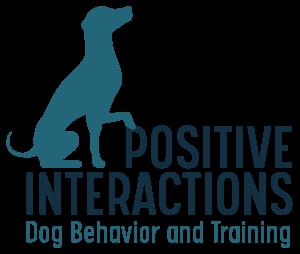 Positive Interactions Dog Behavior and Training logo
