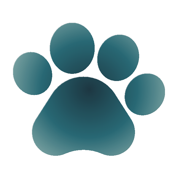 icon of a dog paw